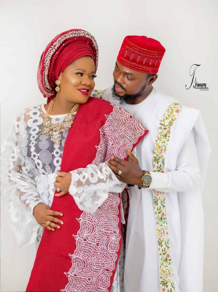 """Its A Boy"" Toyin Abraham And Husband Welcomes New Born 1"