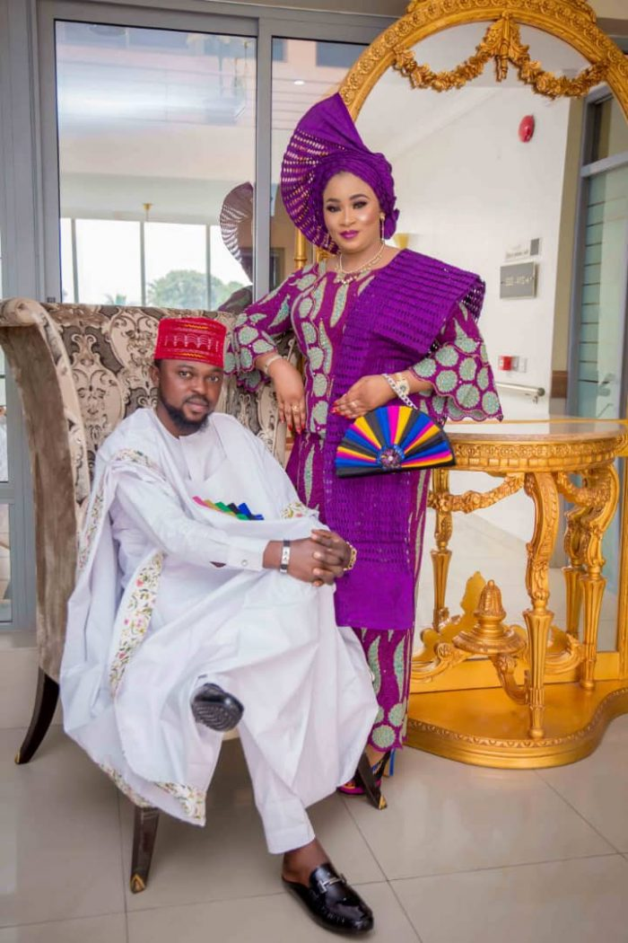 Exclusive! See More Photos From Toyin Abraham's Engagement To The Father Of Her Unborn Child 2