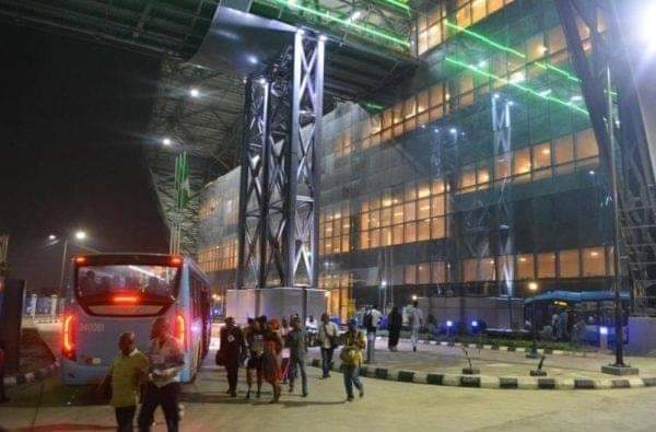 VERY BRAUTIFUL!!! Photos From Oshodi Bus Terminal Newly Opened 3