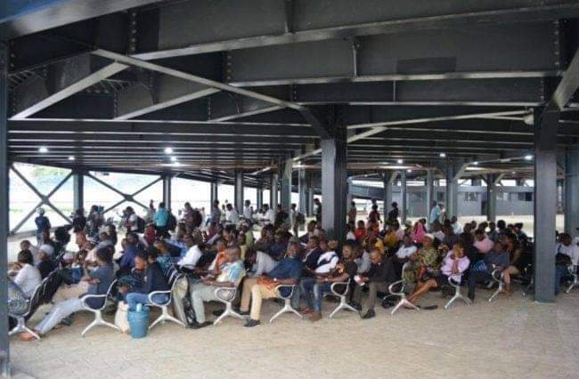 VERY BRAUTIFUL!!! Photos From Oshodi Bus Terminal Newly Opened 5