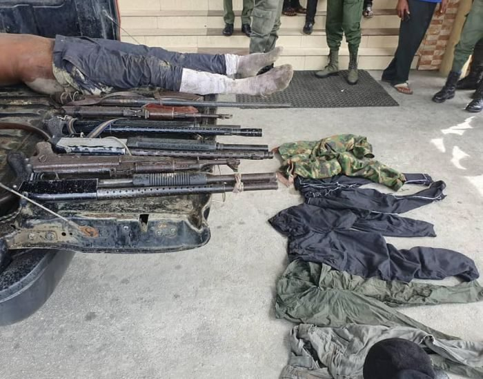 Jubilation As Police Kills Abacha In Rivers State 4