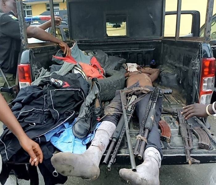 Jubilation As Police Kills Abacha In Rivers State 3