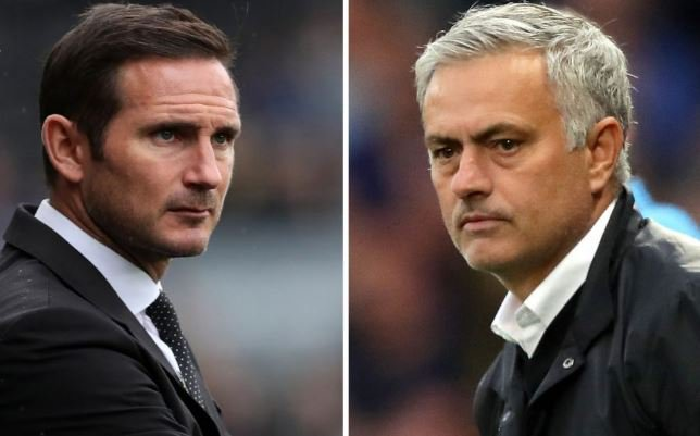 Jose Mourinho Reveals Frank Lampard's Only Problem At Chelsea (See It) 1