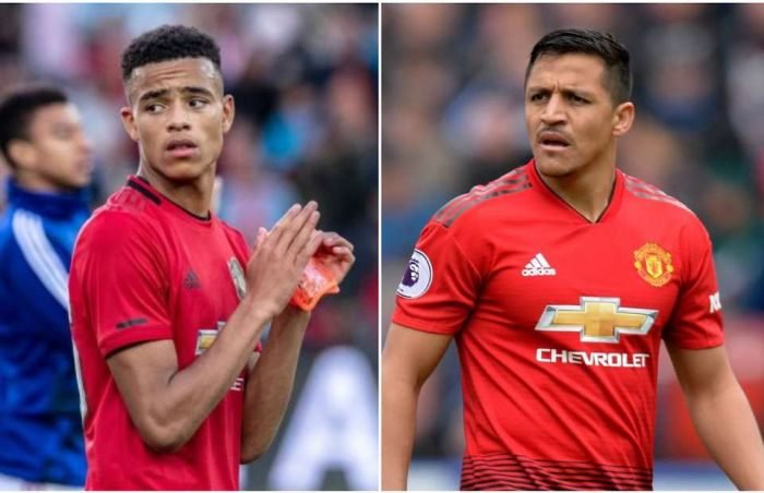 Na Wah O!! Man United Star Sanchez Clashes With This Player During Training 1