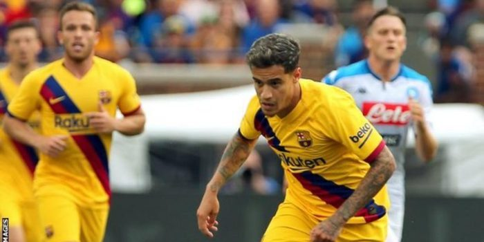 BREAKING NEWS! Bayern Munich Sign Coutinho On Loan From Barcelona 18