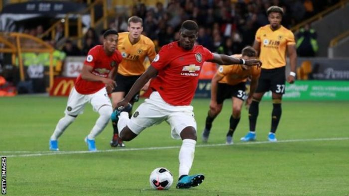 THIS IS BAD! Pogba Racially Abused After Missing Penalty Against Wolves 16