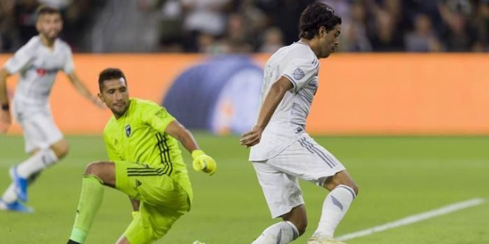 UNBELIEVABLE!! See The Incredible Goal Carlos Vela Scored That Is Breaking The Internet (Watch Video) 13