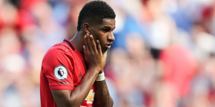 THIS IS MADNESS! Rashford Suffers Racist Abuse After Penalty Miss Against Crystal Palace 11