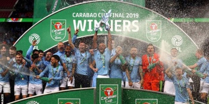 Carabao Cup Draw!! Liverpool To Face MK Dons, Man City To Battle Preston (See Full Fixtures) 7