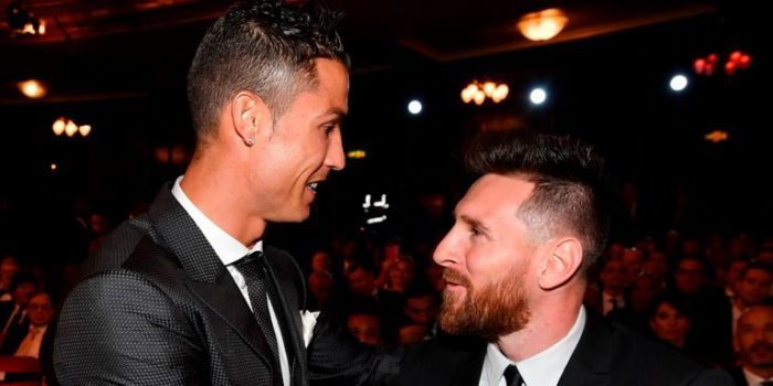 Watch The Moment Cristiano Ronaldo Invited Messi For Dinner (Full Video) 6