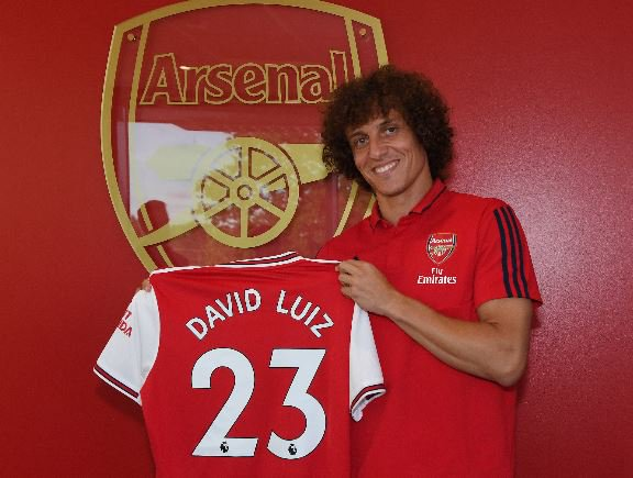 FINALLY! David Luiz Reveals Why He Left Chelsea For Rivals Arsenal (Must See) 1