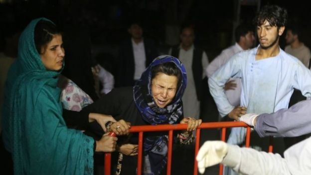 THIS IS BAD! 63 Killed, 180 Injured As Bomb Explodes At A Wedding In Afghanistan (Photos) 4