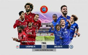 UEFA SUPER CUP : Liverpool Vs Chelsea - HD Live Watching 2