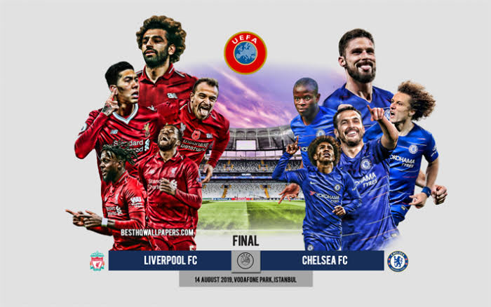UEFA SUPER CUP : Liverpool Vs Chelsea - HD Live Watching 1