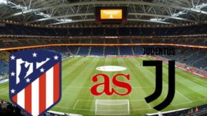 ICC : Athletico Madrid Vs Juventus - HD Live Watching 2