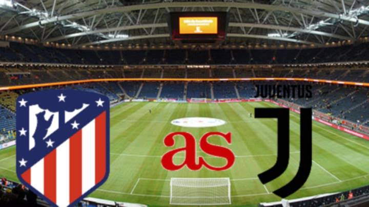 ICC : Athletico Madrid Vs Juventus - HD Live Watching 1