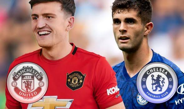 EPL LIVE : Manchester United Vs Chelsea - HD Live Watching 1