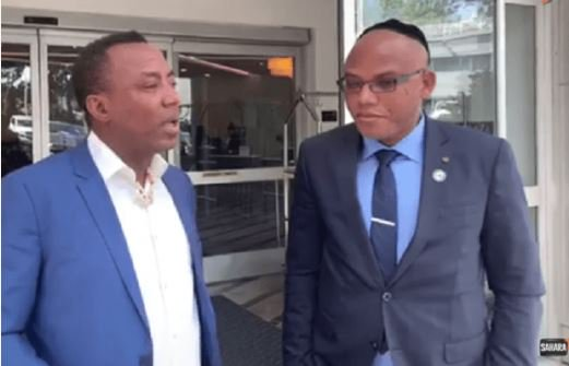 JUST IN!!! DSS Gets Court's Permission To Detain Sowore For 45 Days 3