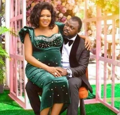 Celebrities Reacts As Toyin Abraham And Kola Ajeyemi's Pre-Wedding Photos Hit The Internet 1