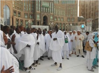 SO SAD! Nigerian Pilgrim Slumps And Dies In Saudi Arabia 5