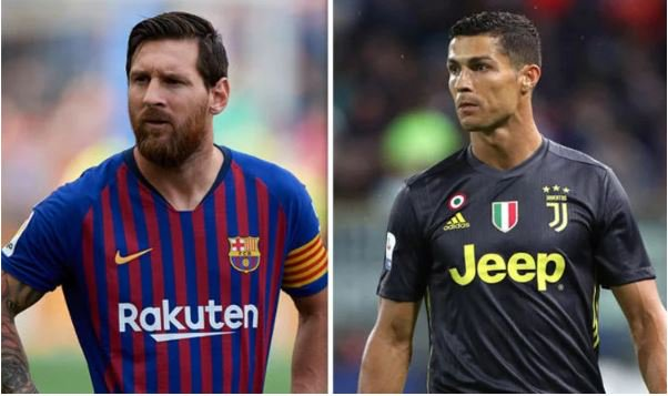 Messi's Freekick VS Ronaldo's Volley – Which Will Win The UEFA's Goal Of The Season (Watch Goal Video) 1