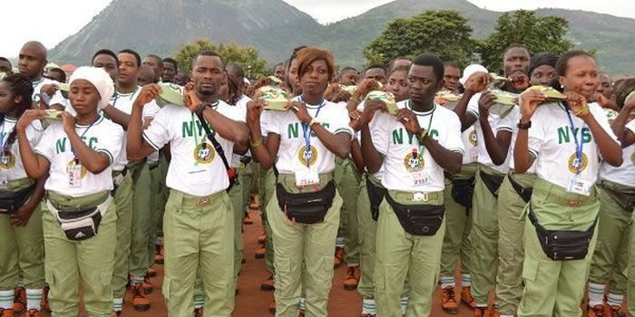 NYSC Hands Over 50 Graduates With Fake Certificates To The Police 13