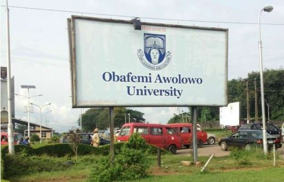 OAU Student Who Committed Suicide Over Poor Academic Performance Had No Carryover – Faculty Management 1