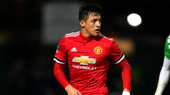 BREAKING NEWS!! Alexis Sanchez Is Set To Quit Man United (Full Story) 1