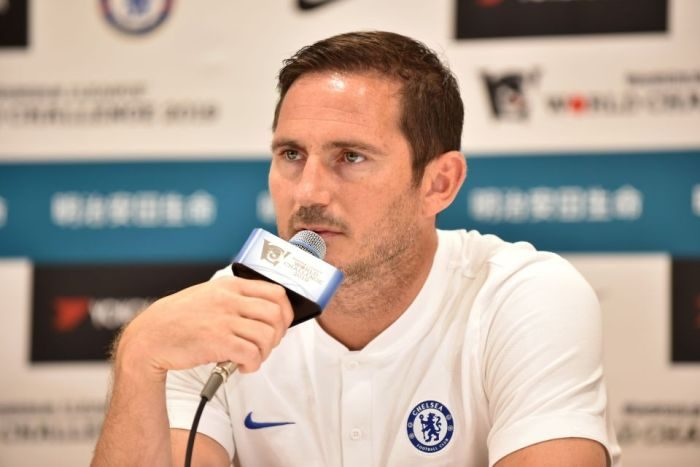 WE CAN'T WAIT!! Frank Lampard Reveals What Will Happen In UEFA Super Cup Final 1