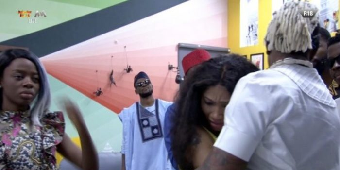 See The Moment Mercy Broke Down in Tears After Ike's Eviction 10