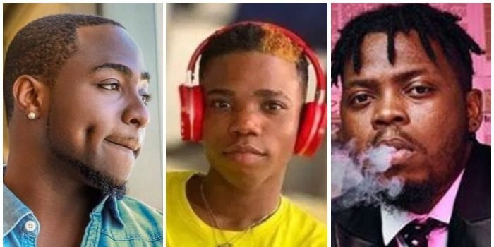 F*ck Anybody!! Davido Blast Olamide During Interview As He Talks About Helping Lyta (Watch) 16