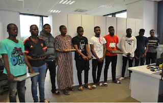Check Out!!  EFCC Arrests 25 LAUTECH Students for Internet Fraud - (Photos) 8