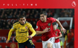 Manchester United vs Arsenal 1-1 Download