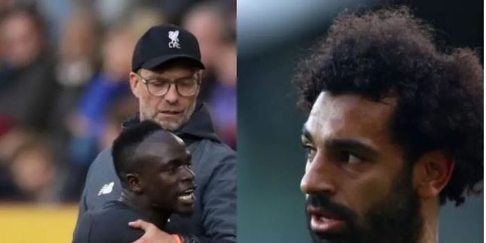 BEEF OVER?? See What Salah Did To Mane In The Dressing Room After Accusation Of 'Not Passing The Ball' 2
