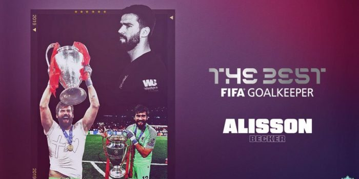 Checkout The Full List Of Winners At The FIFA The Best Award Held Last Night 13