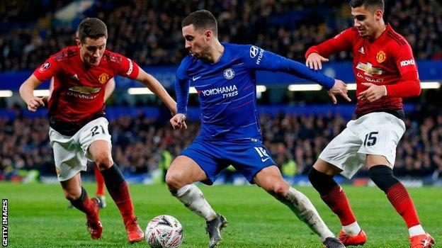 CARABAO CUP DRAW!! Chelsea vs Man United, Liverpool vs Arsenal (See Full Fixtures) 11