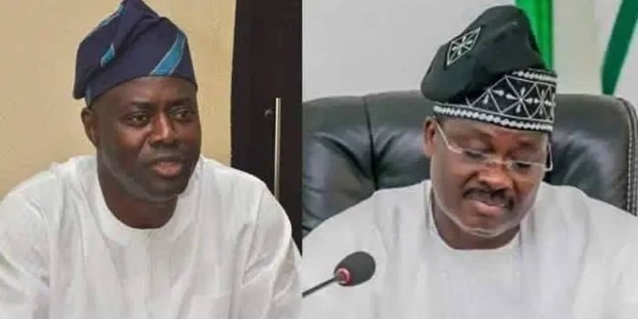 EXPOSED!! How Ajimobi, Others Shared Oyo State Contract Money – Gov. Seyi Makinde Reveals 9