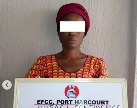 Do You Know Them? EFCC Arraigns Two Suspected EFCC Fraudsters Fraudsters (Photos) 5