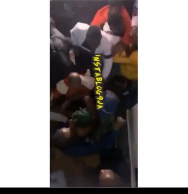 Aye Cultists Attack Zlatan Ibile At Donrecky Hall, New Jersey, US (Video) 2