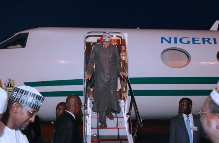 See The Huge Amount President Buhari Want To Use To Upgrade Presidential Aircraft 1