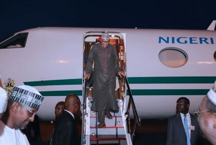 See The Huge Amount President Buhari Want To Use To Upgrade Presidential Aircraft 2