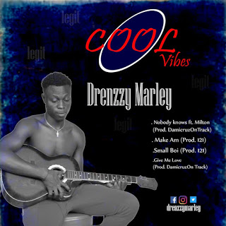 Cool vibes (ep) by Drenzzy marley