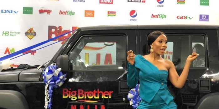 BBNaija Winner, Mercy Reveals How She Felt When Tacha Was Disqualified From The Show 4
