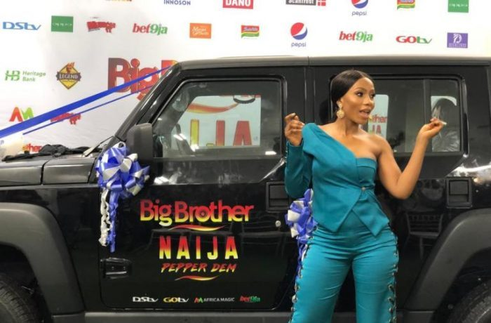 BBNaija Winner, Mercy Reveals How She Felt When Tacha Was Disqualified From The Show 1