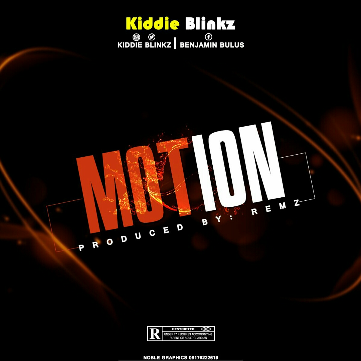 Kiddie Blinkz Motion Official art
