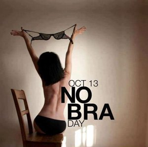 No Bra Day 2019: What It Is And How To Get Involved 10