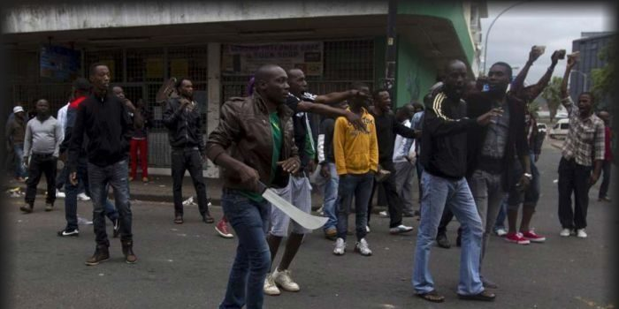 Xenophobia: Nigerians Attacked Again In South Africa 6