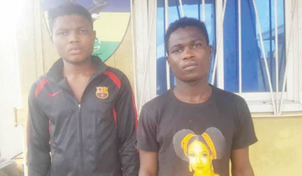 I Became A Robber After My N70,000 Phone Was Stolen In A Bus – Suspect 9