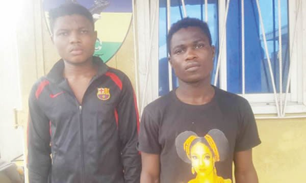 I Became A Robber After My N70,000 Phone Was Stolen In A Bus – Suspect 1