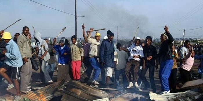 3 Nigerians Injured In South Africa In New Wave Of Xenophobic Violence 5